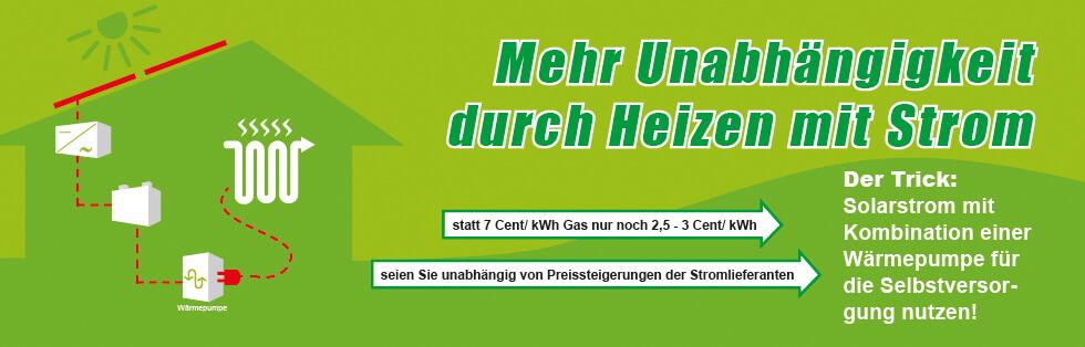 Stromheizung